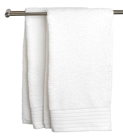 JYSK toalla de baño (Kungsbacka blanco castillo de Kronborg