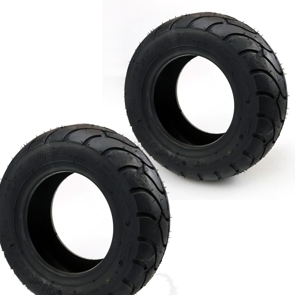 4.10/3.50-4 4 Inch Off Road Tires+Tube for 47cc 49cc Minibike Kids Quad Bike ATV 4 Wheelers DELUXE GAIN