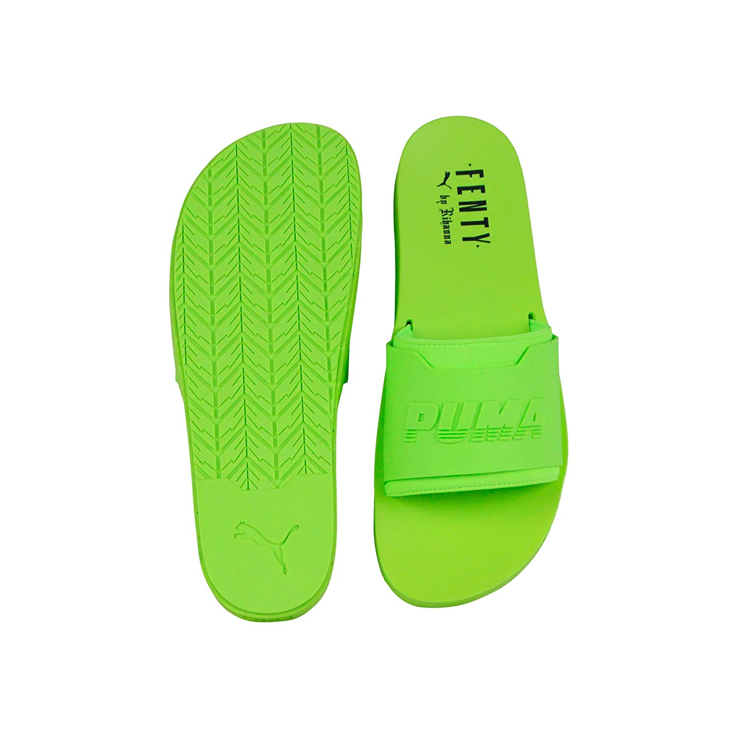 low priced afd32 9eab7 Amazon.com | PUMA Mens Fenty by Rihanna RiRi Green Fenty ...