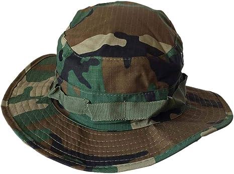 59 cm Talla L Pielcu Sombrero Chambergo Airsoft Boonie Hat de perimetro 80860-L