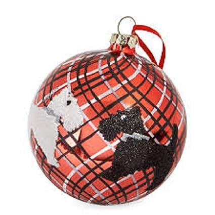 Vera Bradley Ornament in Scottie Dogs - Amazon.com: Vera Bradley Ornament In Scottie Dogs: Home & Kitchen