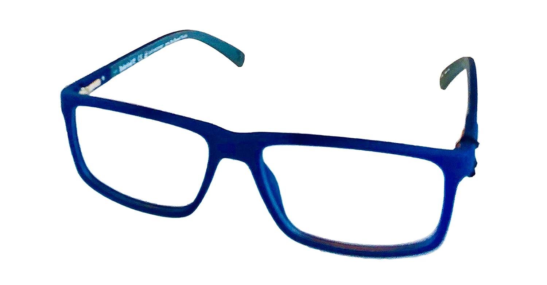 Eyeglasses Timberland TB 1636 091 matte blue