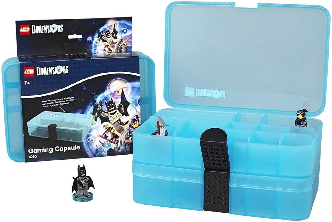 LEGO Caja organizadora, Color Azul (4080): Amazon.es: Juguetes y ...