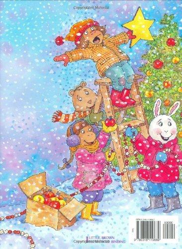 arthurs perfect christmas marc brown 9780316119689 amazoncom books - Arthur Perfect Christmas