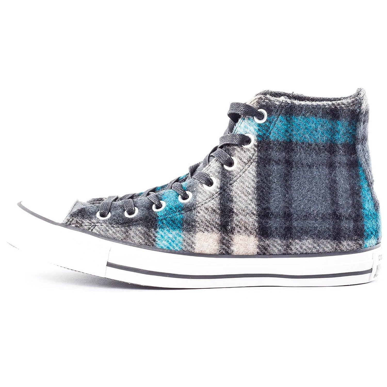 Amazon.com | Converse Chuck Taylor Hi Woolrich High-Top Wool Fashion  Sneaker | Fashion Sneakers