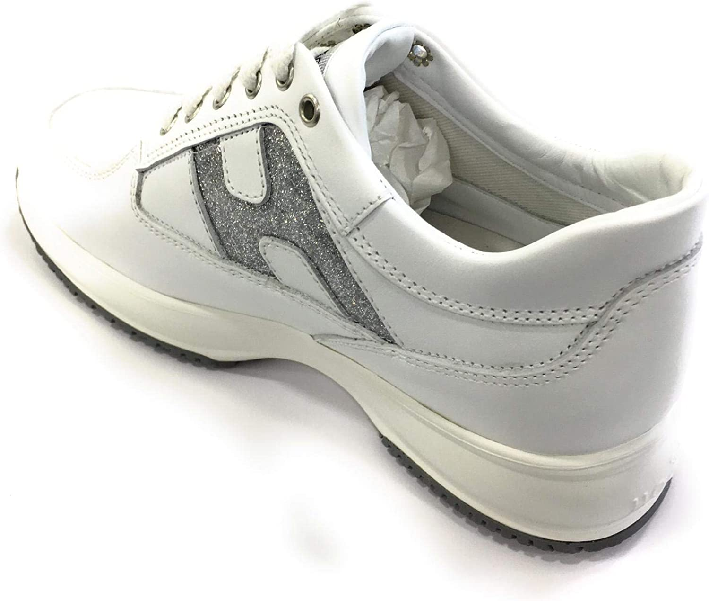 Hogan Interactive Bambina HXC00N00241NM4 Bianco Sneaker Estate