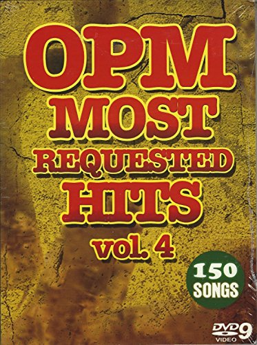 OPM Most Requested Hits Volume 4 Audio Video DVD