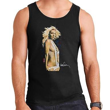 Sidney Maurer Original Portrait of Britney Spears Necklaces Men s Vest 0d68bd1036