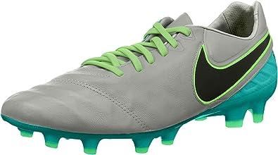 Nike Tiempo Legacy II FG, Chaussures de Foot Homme: Amazon