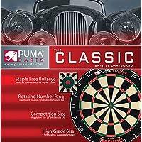 "Dartboard by Puma Darts - Full Size 18"" x 1 1/2"" Classic Dartboard"