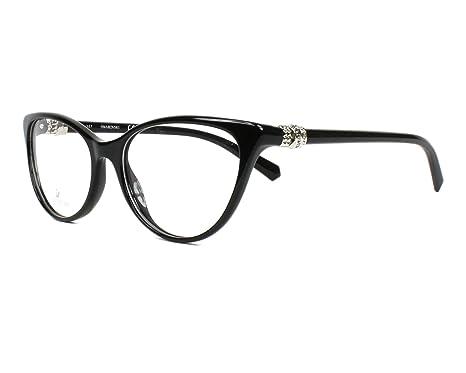 Swarovski Damen Brille » SK5244«, schwarz, 001 - schwarz