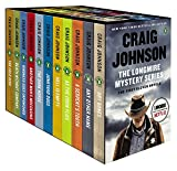 img - for The Longmire Mystery Series Boxed Set Volumes 1-11: The First Eleven Novels (A Longmire Mystery) book / textbook / text book
