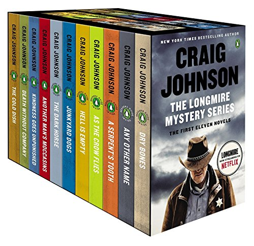 The Longmire Mystery Series Boxed Set Volumes 1-11: The First Eleven Novels (A Longmire Mystery)