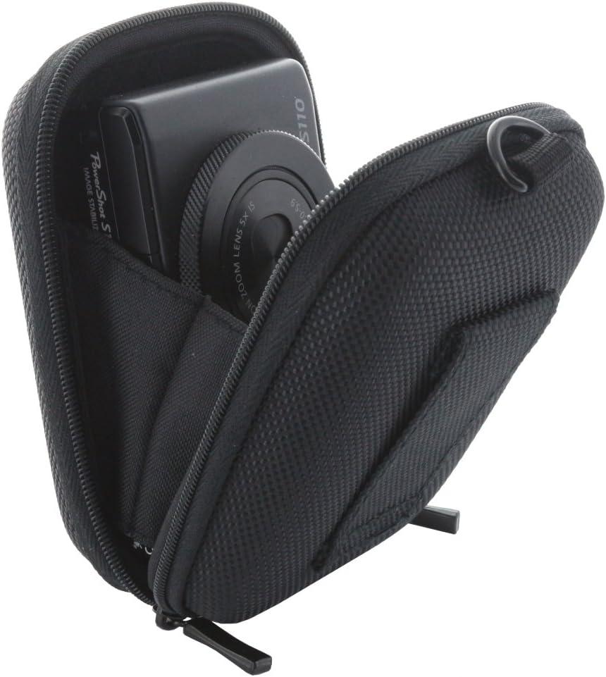 Sony DSC HX90 RX100 I II III IV V etc Gr/ö/ße S-Thick 2.0 Tasche f/ür Canon PowerShot G7 // G9 X Kameratasche Hardcase f/ür Kompaktkamera