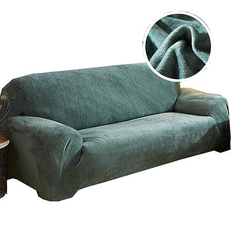 DFamily Funda elástica para sofá de 1 2 3 4 plazas,Funda de ...