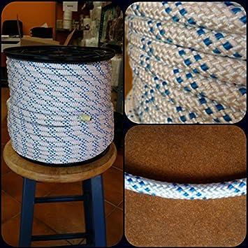 Brandsseller Multiusos Cuerda 25/Metros de Nylon//Aceites//A La abrasi/ón// Resistente a los Rayos UV