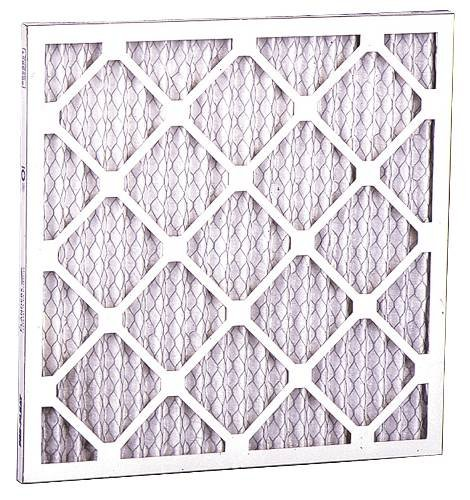 FLANDERS 80255.02242 Merv 8 Pre-Pleat 40 Lpd High-Capacity Air Filter, 24X24X2 in, 12 Per Case Humidifier Replacement for sale
