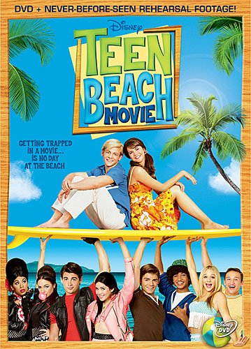 Teen Disney 2 Beach (Teen Beach Movie)
