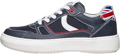 NeroGiardini E033760M Sneakers Teens Chico De Piel Y Tela