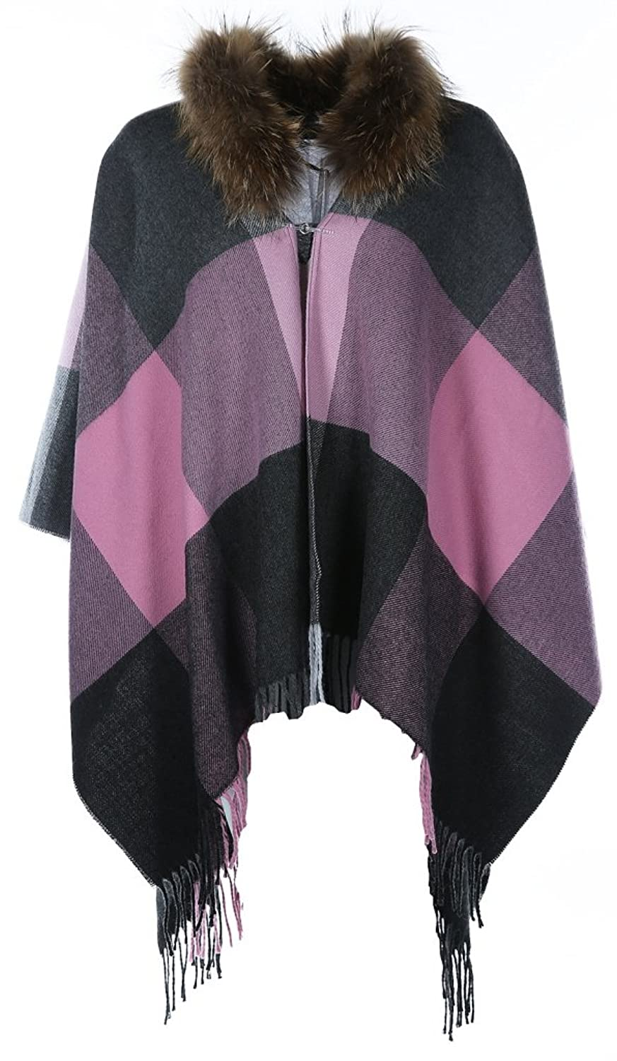 Frieda & Freddies Damen Poncho