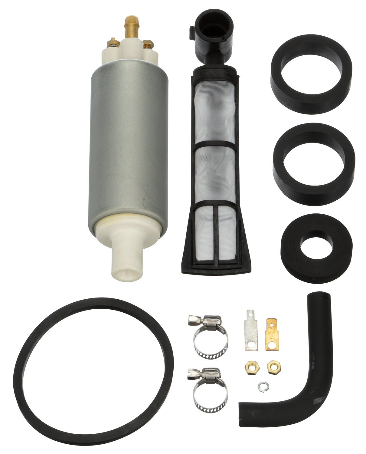 Carter P74155 Fuel Pump and Strainer Set
