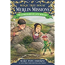 Leprechaun in Late Winter (Magic Tree House (R) Merlin Mission)