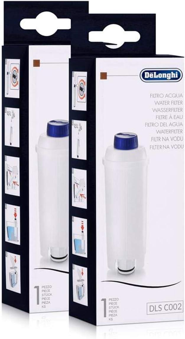 Decalcificante 3x Filtro Acqua spazzola di pulizia per Delonghi ECAM22110SB