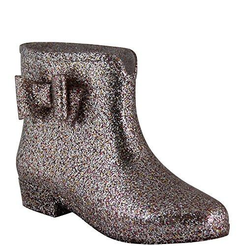 Fita V1517 Botas De Profunda Cor Com Borracha Rosa Borracha Lettering Sapatos Senhoras Reluzentes De Em Olhar wqxtn6YgnX