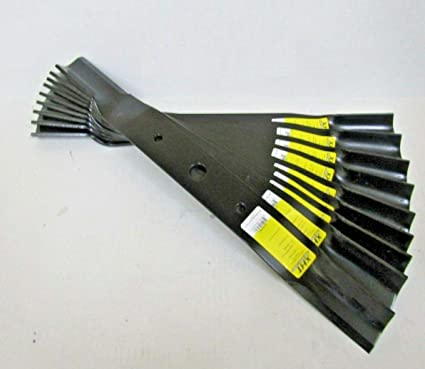 Amazon com : 890-172C (3) USA Made XHT Blades LANDPRIDE Land
