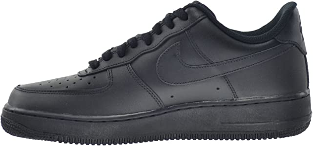 air force 1 07 mujer negra