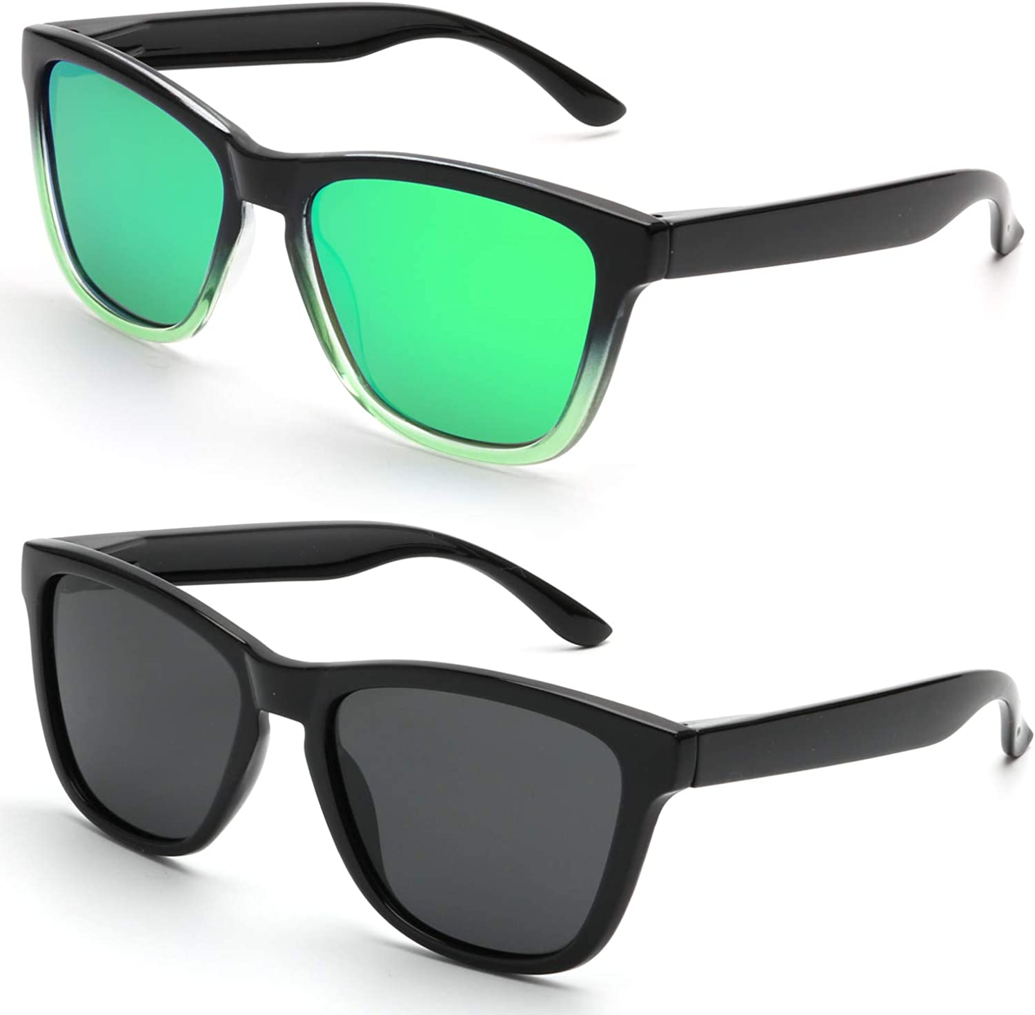 Unisex Polarized Retro...