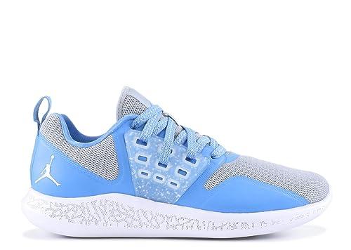 Buy Jordan Grind Running Shoes Mens (11.5 M US, Wolf Grey/White ...
