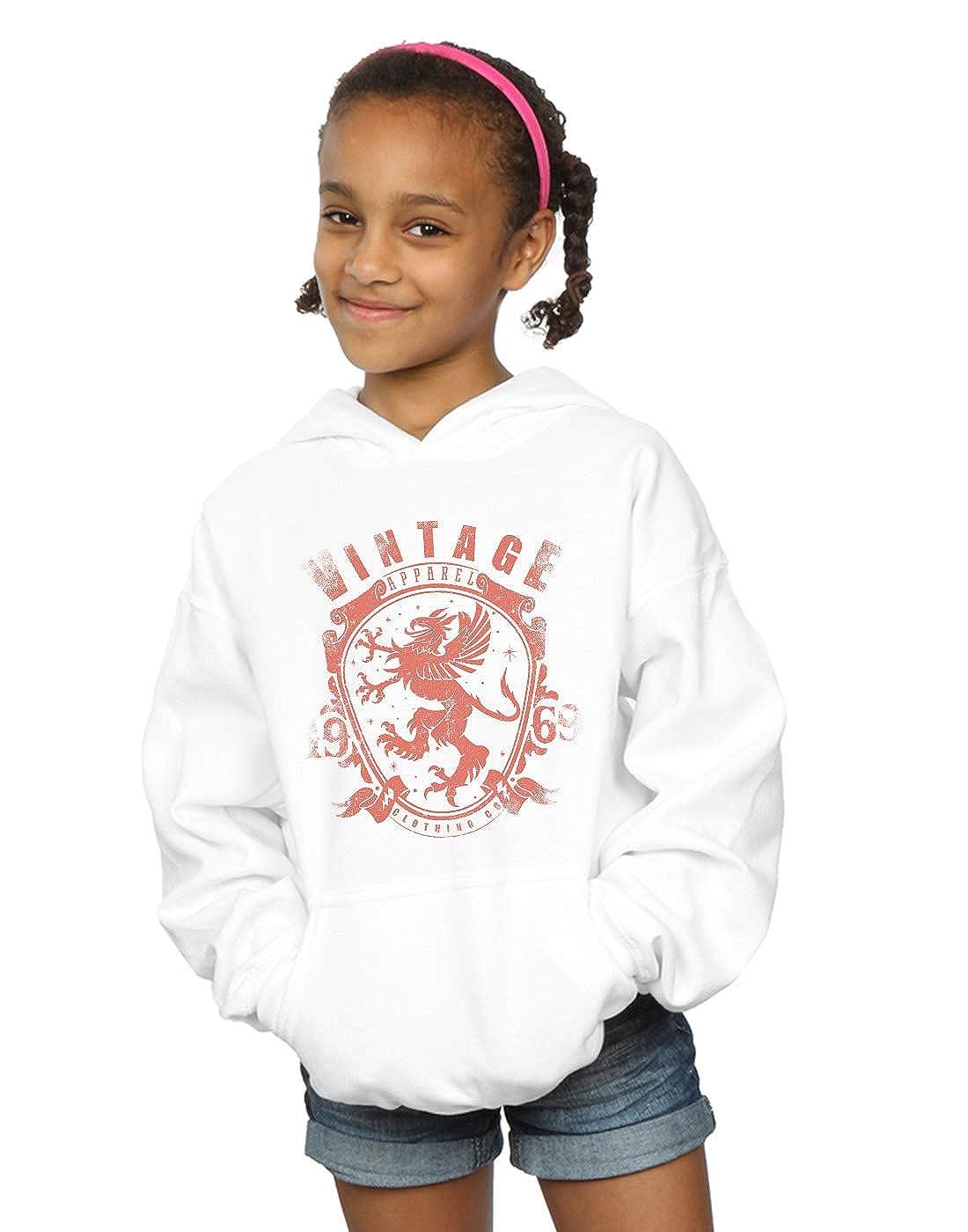 Drewbacca Girls Griffin Crest Hoodie