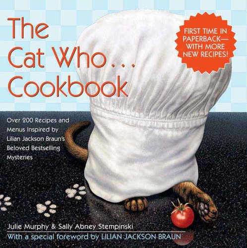 The Cat Who...Cookbook (Updated) (Cat Cookie Recipe)