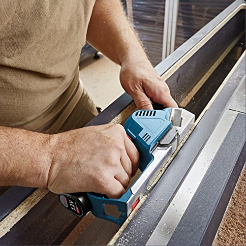 BOSCH GHO 10.8V-20 Professional Charging Planer Easy Grip Brushless Compact Body Only (Bare Tool) by Bosch (Image #4)