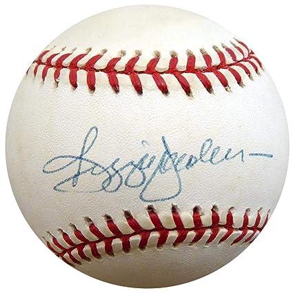 6180f3af615 Reggie Jackson Autographed Official AL Baseball Yankees