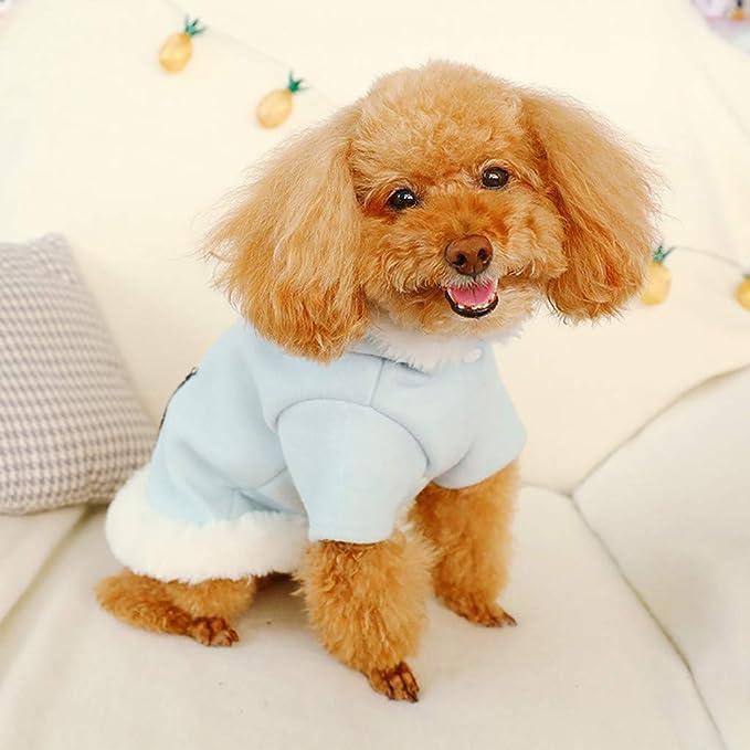 Amyline Camiseta De Perro,Nueva Pet Cute Print Bow Dress Otoño E ...