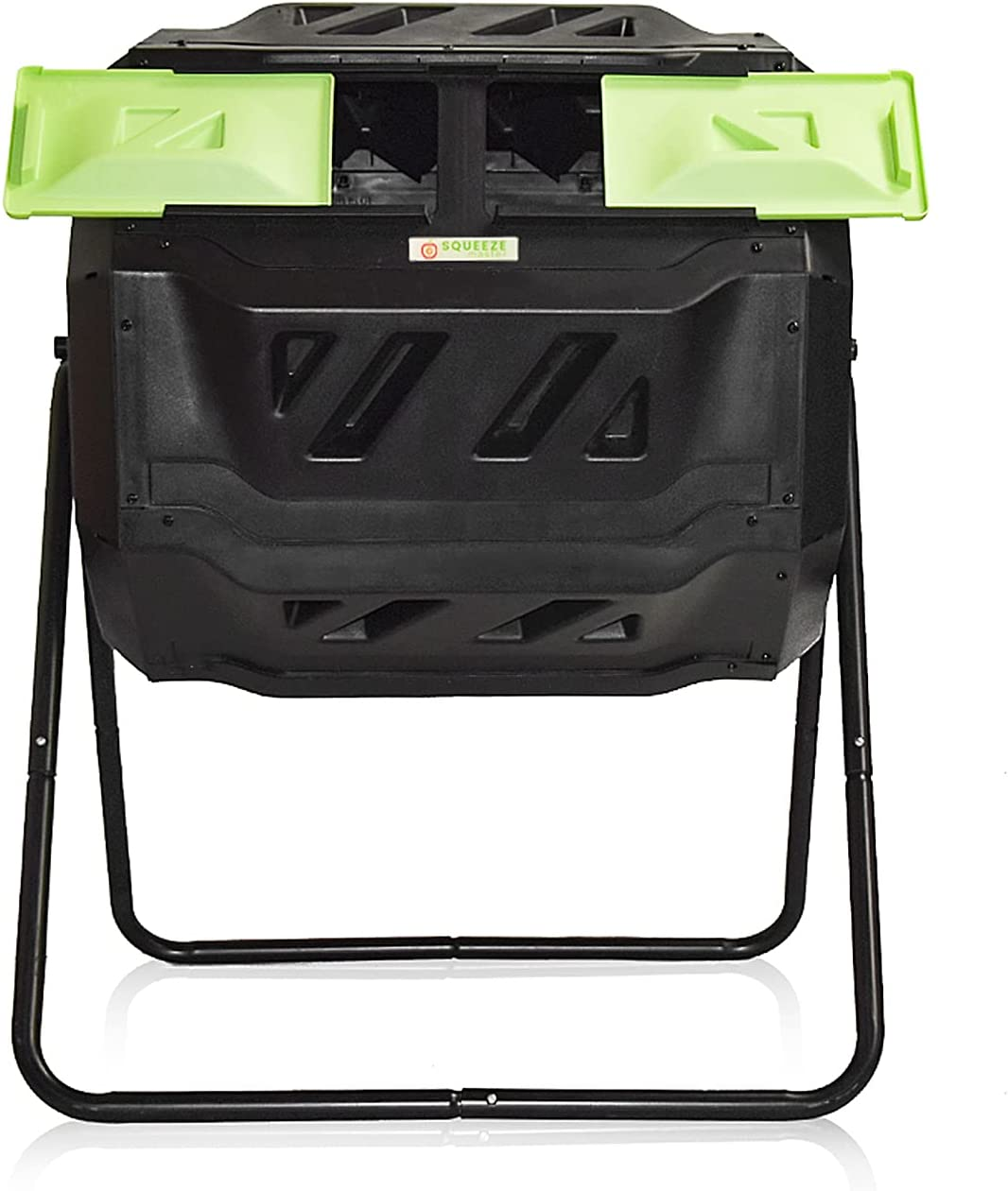 SQUEEZE Large Compost Tumbler Bin