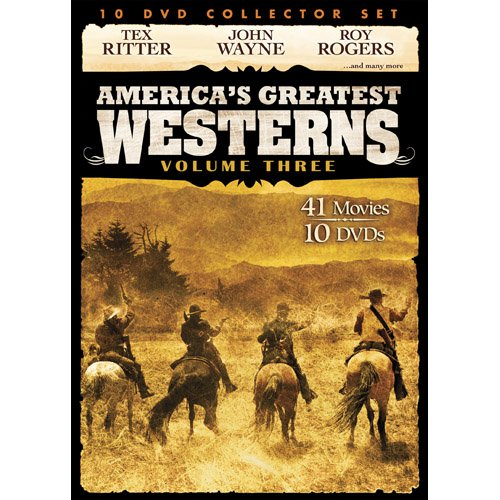 America's Greatest Westerns Collector Set V.3 by Echo Bridge Home Entertainment