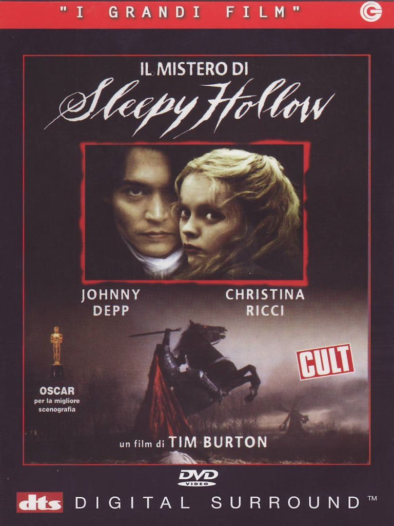 Il mistero di Sleepy Hollow [Italia] [DVD]: Amazon.es: vari, vari, vari: Cine y Series TV