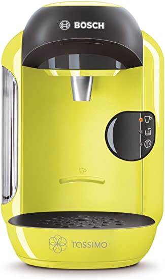 Bosch Tassimo Multibebidas automática TAS1256, 1300 W, 0.7 litros, Plástico, Verde lima: Amazon.es: Hogar