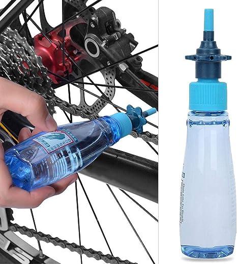 Qii lu Lubricante de Cadena de Bicicleta Aceite para Cadenas de ...