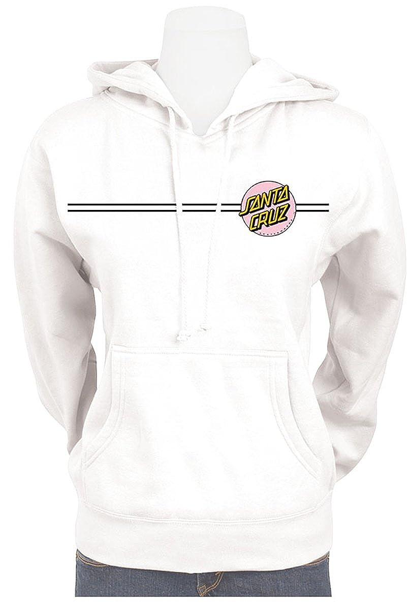 Santa Cruz Girls Other Dot Hoody Pullover Sweatshirt 44251344-AGRN-S-A
