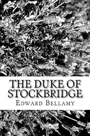 book cover of The Duke of Stockbridge