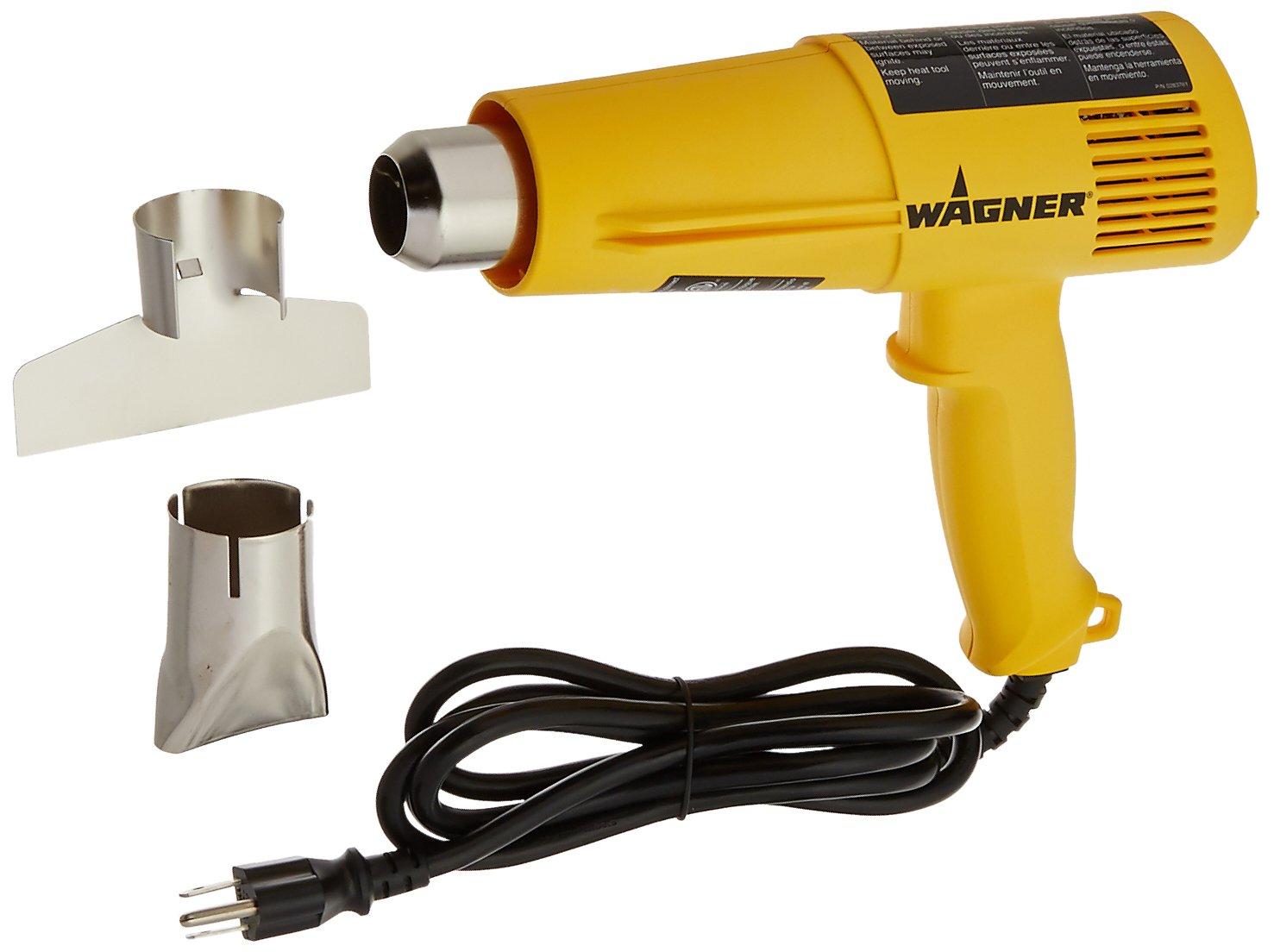 Wagner 0503040 HT3500 Digital Heat Gun, 12 Temp Settings 250ᵒF-1350ᵒF 12 Temp Settings 250ᵒ F-1350ᵒ F Wagner Spraytech