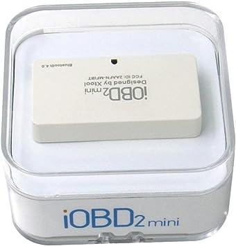 Original XTool iOBD2 Bluetooth Mini OBD2 EOBD Auto Scanner for iOS//Android