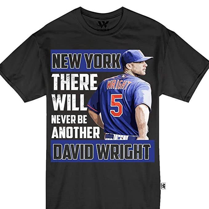 timeless design c95a6 415bc Amazon.com: David-Wright There Will Never Be Another New ...