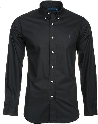 Camisas de algodón superior Polo Ralph Lauren, logotipo pequeño: Amazon.es: Ropa y accesorios