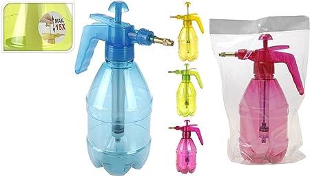 Y Store Premium Stylish Light Weight Bottle for Garden Spray/Pump Pressure Water Spray Chemical, Pesticides & Neem Oil Water Spray(1.5 Liter)