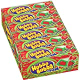Hubba Bubba Max Strawberry Watermelon Bubble Gum, 5 Piece (Pack of 18)